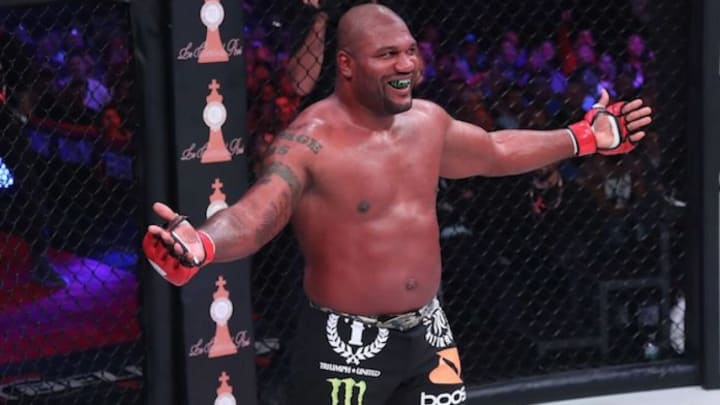 Rampage Jackson Says Ufc Is Out And Bellator Is Where It S At