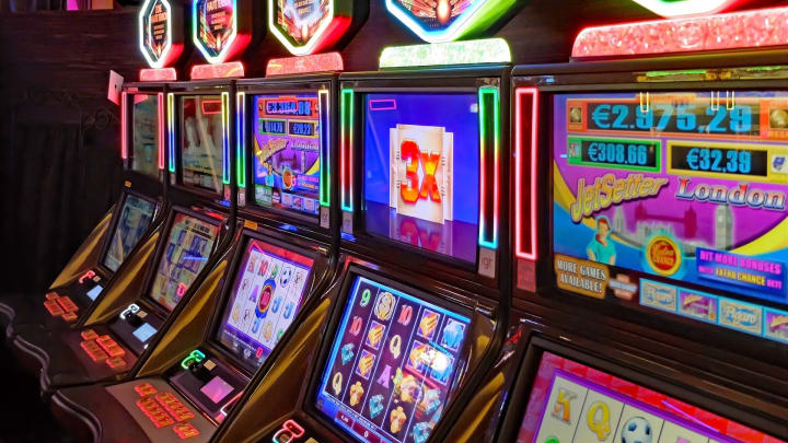 Fun Facts About Slot Machines