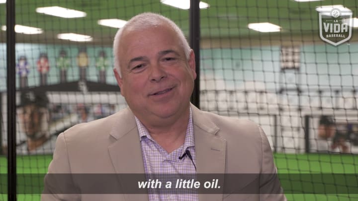 Chicago White Sox Manager Rick Renteria is a Chef