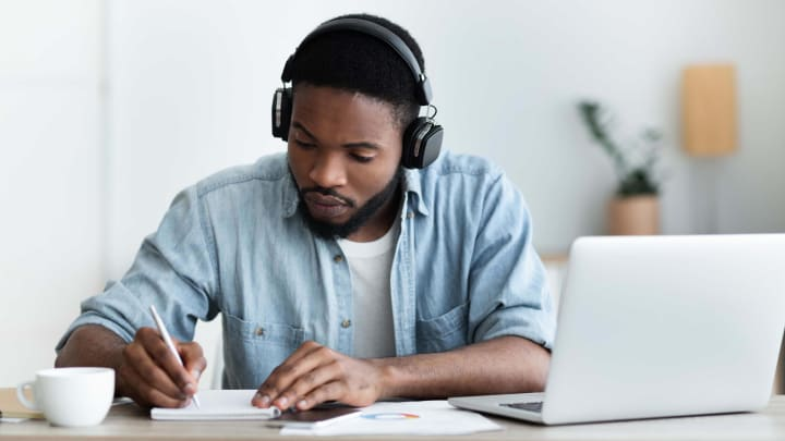 Your music choices can have a serious impact on your state of flow during work.