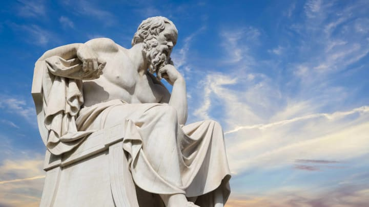 Socrates contemplates the Greek government's confusion over medical cannabis.
