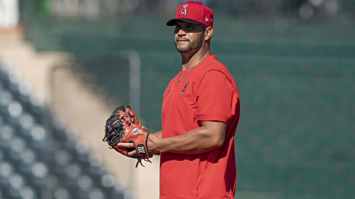 Albert Pujols moves up to second place on MLB all-time RBI list