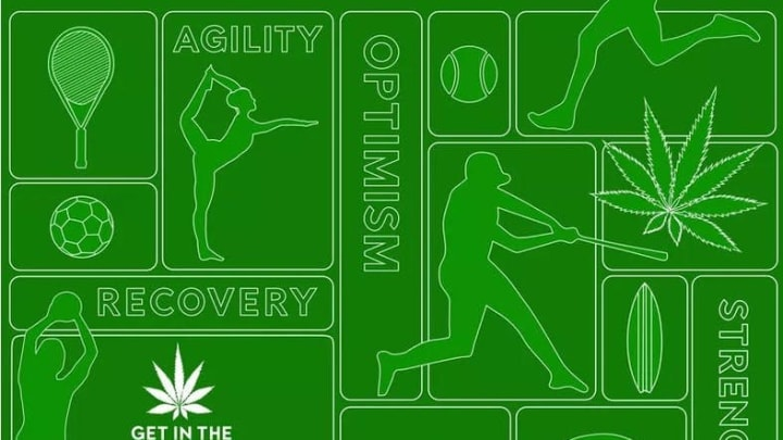 The culture and dialogue of sports and cannabis is changing.