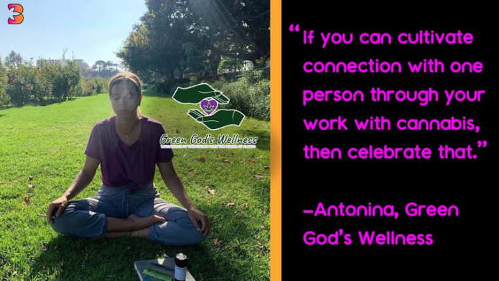 Antonina Green, Green God's Wellness
