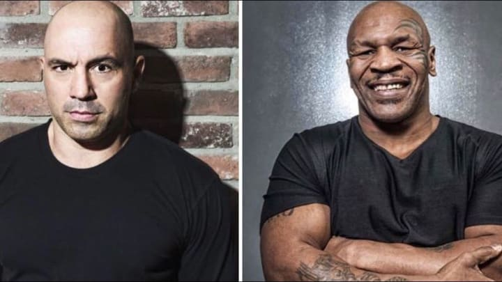 Joe Rogan Experience #1532 - Mike Tyson