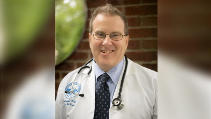 Peter Grinspoon, M.D., is changing how people view drugs and treat addiction.