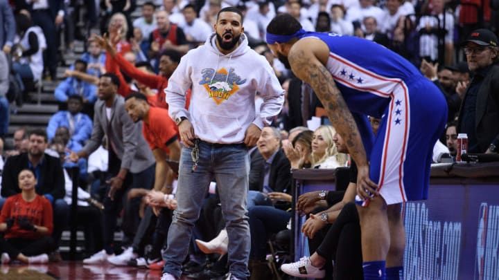 """Drake's new album """"Certified Lover Boy"""" was released, and the sports world is into it."""