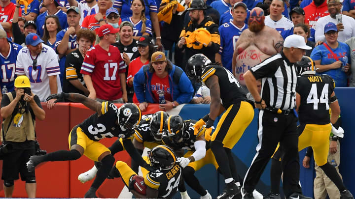 Steelers won outright in Buffalo as a near-touchdown underdog entering the game on Sunday.