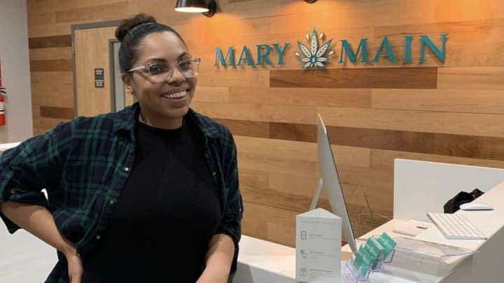 Hope Weisman, Founder of Mary and Main