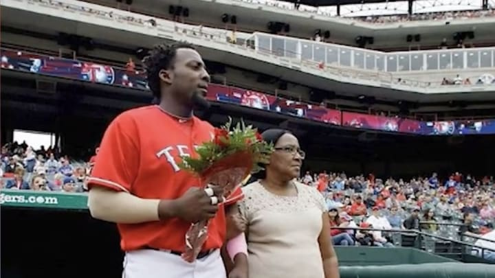 Vlad Guerrero's  Mom cooked for every Latino in Major Leagues
