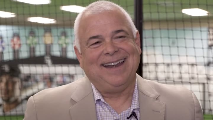 Rick Renteria Loves to Cook