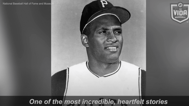There will never be another Roberto Clemente