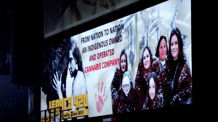 Legacy 420 Times Square