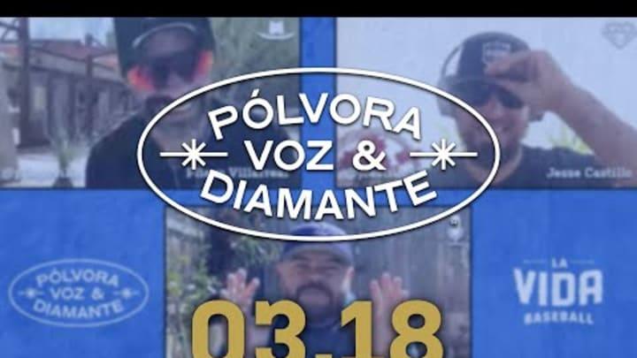 El día de la inauguración está a la vuelta de la esquina   Polvora, Voz y Diamante 03.18.21