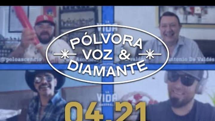 Opening Day con Antonio de Valdés | Pólvora, Voz y Diamante 04.01.21