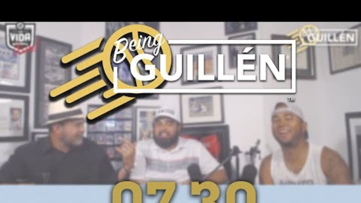 The MLB Trade Deadline | Being Guillén | 7.30.21