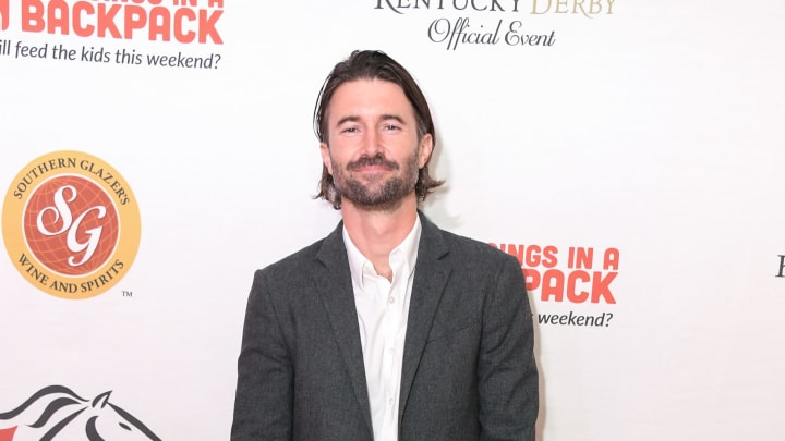 LOUISVILLE, KENTUCKY - MAY 03: Brandon Jenner attends the 145th Kentucky Derby Unbridled Eve Gala at The Galt House Hotel & Suites Grand Ballroom on May 03, 2019 in Louisville, Kentucky. (Photo by Michael Loccisano/Getty Images for Unbridled Eve)