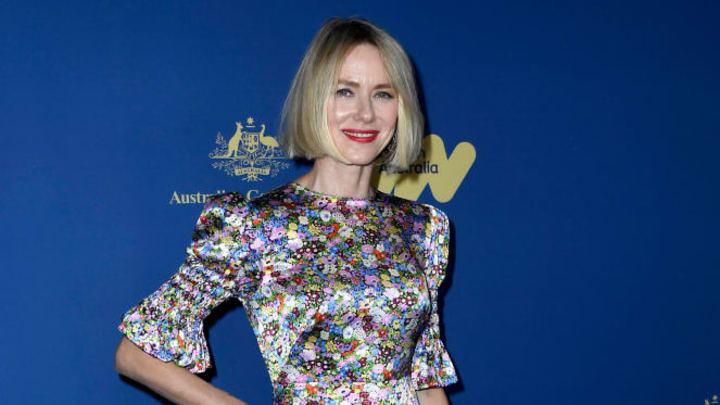 LOS ANGELES, CALIFORNIA - OCTOBER 23: Naomi Watts attends the 2019 Australians In Film Awards at InterContinental Los Angeles Century City on October 23, 2019 in Los Angeles, California. (Photo by Frazer Harrison/Getty Images)