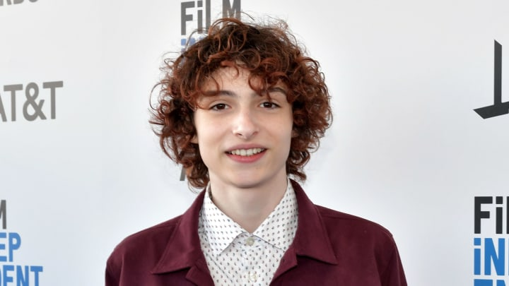 SANTA MONICA, CALIFORNIA - FEBRUARY 23: Finn Wolfhard attends the 2019 Film Independent Spirit Awards on February 23, 2019 in Santa Monica, California. (Photo by Amy Sussman/Getty Images)