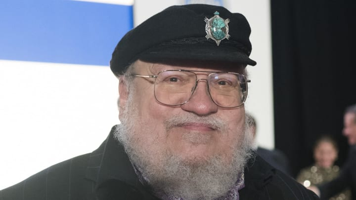 'Game of Thrones' creator George R.R. Martin talks his book ending