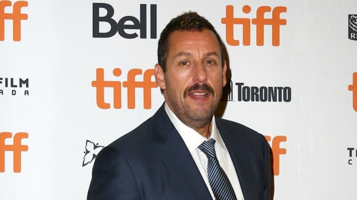 """TORONTO, ONTARIO - SEPTEMBER 09: Adam Sandler attends the """"Uncut Gems""""premiere during the 2019 Toronto International Film Festival at Princess of Wales Theatre on September 09, 2019 in Toronto, Canada. (Photo by Tasos Katopodis/Getty Images)"""