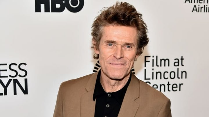 """NEW YORK, NEW YORK - OCTOBER 11:  Willem Dafoe attends the """"Motherless Brooklyn"""" Arrivals during the 57th New York Film Festival on October 11, 2019 in New York City. (Photo by Theo Wargo/Getty Images for Film at Lincoln Center)"""