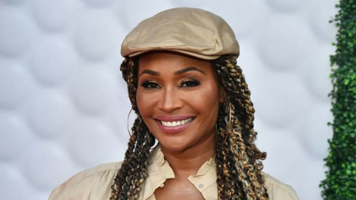 ATLANTA, GEORGIA - AUGUST 19:  TV personality Cynthia Bailey attends 5th Annual Tee Up ATL Party at College Football Hall of Fame on August 19, 2019 in Atlanta, Georgia. (Photo by Paras Griffin/Getty Images for Tee Up ATL)