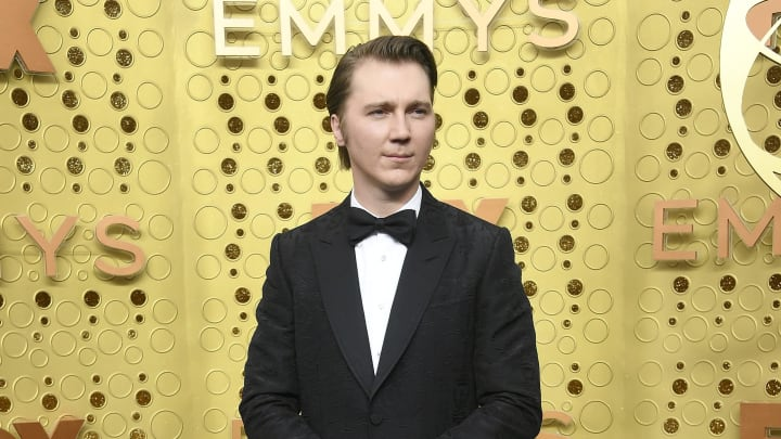 LOS ANGELES, CALIFORNIA - SEPTEMBER 22: Paul Dano attends the 71st Emmy Awards at Microsoft Theater on September 22, 2019 in Los Angeles, California. (Photo by Frazer Harrison/Getty Images)