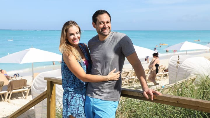 Jason and Molly Mesnick from ABC's 'The Bachelor' are together after 11 years