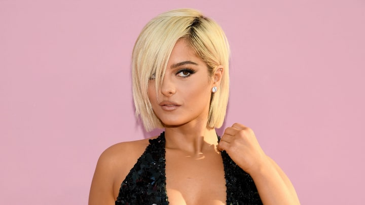 NEW YORK, NEW YORK - JUNE 03: Bebe Rexha attends the CFDA Fashion Awards at the Brooklyn Museum of Art on June 03, 2019 in New York City. (Photo by Dimitrios Kambouris/Getty Images)