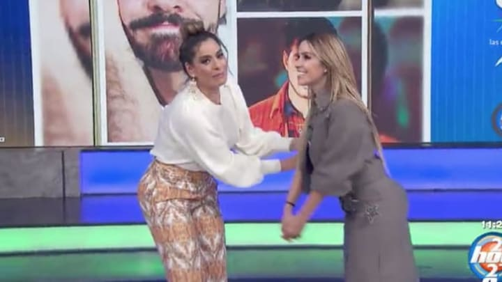 "Galilea Montijo aprovecha dinámica de ""Hoy"" para golpear a Andrea ..."