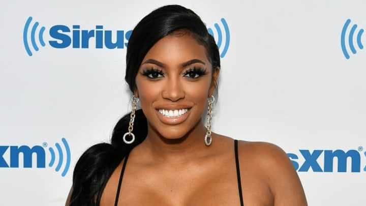 NEW YORK, NY - APRIL 29:  (EXCLUSIVE COVERAGE) TV personality Porsha Williams visits SiriusXM Studios on April 29, 2019 in New York City.  (Photo by Slaven Vlasic/Getty Images)