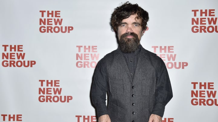 """'Game of Thrones' alum Peter Dinklage at """"Cyrano"""" Opening Night Party"""