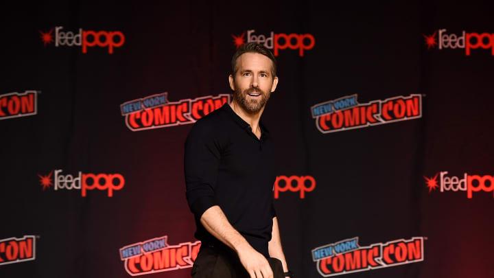 Ryan Reynolds, uno de los actores mejores pagos de Netflix.