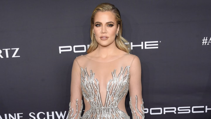 NEW YORK, NY - NOVEMBER 21:  Khloe Kardashian attends the 2016 Angel Ball hosted by Gabrielle's Angel Foundation For Cancer Research on November 21, 2016 in New York City.  (Photo by Jamie McCarthy/Getty Images for Gabrielle's Angel Foundation)