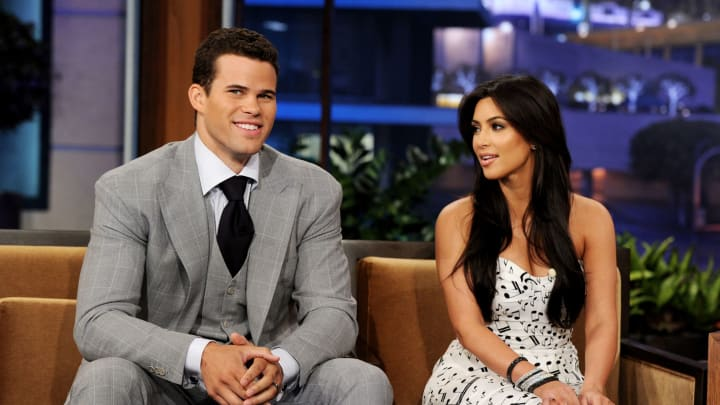 Kim Kardashian and ex-husband Kris Humphries, who filed for divorce after 72 days of marriage
