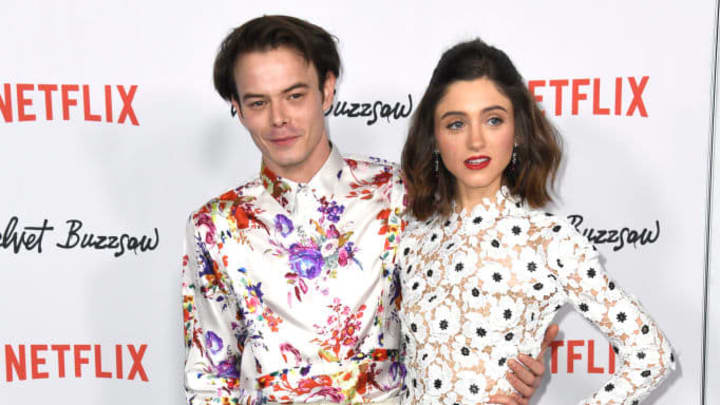 Here S Who The Cast Of Stranger Things Is Dating In Real Life Keery joins the list of many young hollywood actors and actresses who are making it big due to their talent and hard work. of stranger things is dating in real life