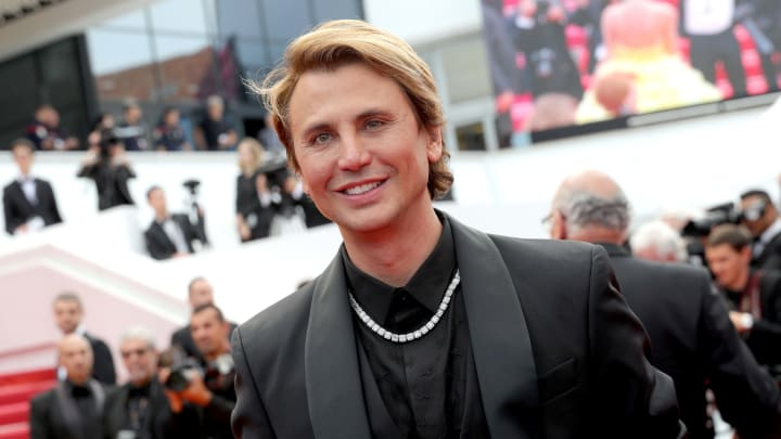 """CANNES, FRANCE - MAY 22: Jonathan Cheban attends the screening of """"Oh Mercy! (Roubaix, une Lumiere)"""" during the 72nd annual Cannes Film Festival on May 22, 2019 in Cannes, France. (Photo by Vittorio Zunino Celotto/Getty Images)"""