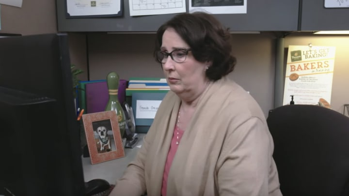 Panera enlists Phyllis Smith for 'The Office'-inspired video about their French onion soup