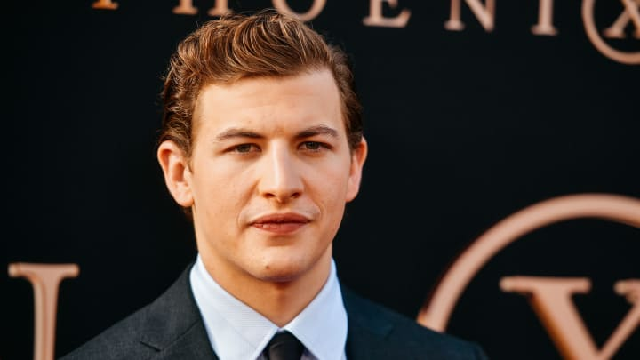 """HOLLYWOOD, CALIFORNIA - JUNE 04: (EDITORS NOTE: Image has been processed using digital filters) Tye Sheridan attends the premiere of 20th Century Fox's """"Dark Phoenix"""" at TCL Chinese Theatre on June 04, 2019 in Hollywood, California. (Photo by Matt Winkelmeyer/Getty Images)"""
