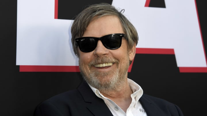 "HOLLYWOOD, CALIFORNIA - JUNE 19: Mark Hamill attends the Premiere of Orion Pictures and United Artists Releasing's ""Child's Play"" at ArcLight Hollywood on June 19, 2019 in Hollywood, California. (Photo by Frazer Harrison/Getty Images)"