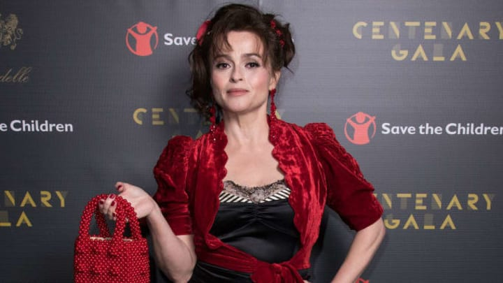LONDON, ENGLAND - MAY 09: Helena Bonham Carter attends the Save The Children: Centenary Gala at The Roundhouse on May 09, 2019 in London, England. (Photo by Jeff Spicer/Getty Images)