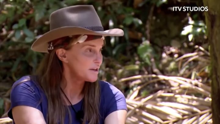 Caitlyn Jenner on 'I'm A Celebrity...Get Me Out of Here!' via YouTube