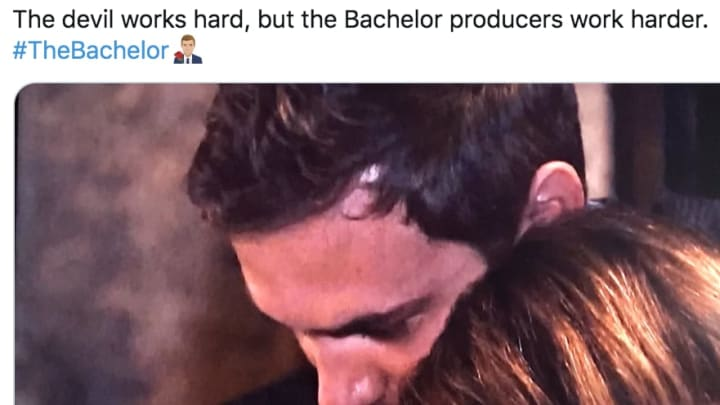 Funniest memes from 'The Bachelor' Season 24 with Peter Weber via Twitter