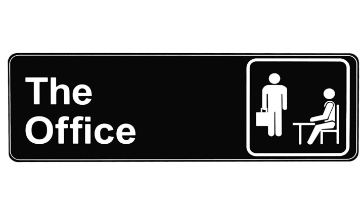 'The Office' sign available on Amazon