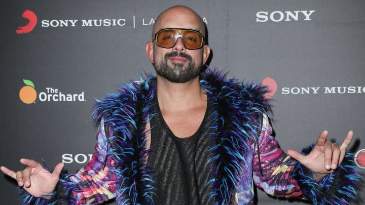 LAS VEGAS, NEVADA - NOVEMBER 14: Robert Vogu arrives at Sony Music Official 2019 Latin GRAMMY After Party on November 14, 2019 in Las Vegas, Nevada. (Photo by John Parra/Getty Images for Sony Music Latin)