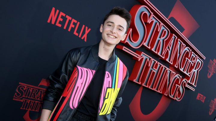 Stranger Things Star Noah Schnapp Admits He Has A Crush On Zendaya