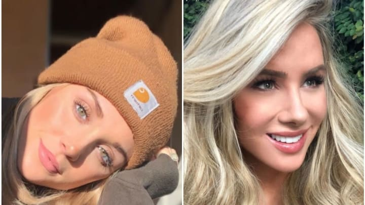 'The Bachelor' contestants Sarah Coffin and Victoria Paul donating dresses to fans