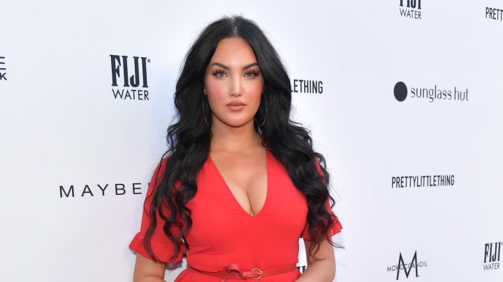 LOS ANGELES, CA - MARCH 17:  Natalie Halcro attends The Daily Front Row Fashion LA Awards 2019 on March 17, 2019 in Los Angeles, California.  (Photo by Neilson Barnard/Getty Images for Daily Front Row)