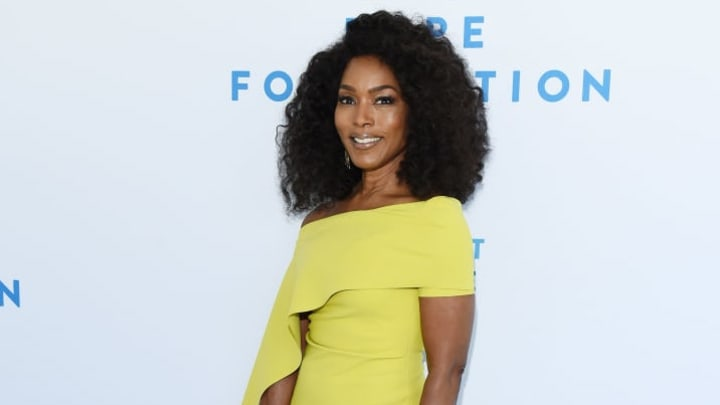 BEVERLY HILLS, CALIFORNIA - OCTOBER 06: Angela Bassett arrives at The Rape Foundation's 2019 Annual Brunch Benefiting Rape Treatment Center and Stuart House at Santa Monica-UCLA Medical Center on October 06, 2019 in Beverly Hills, California. (Photo by Amanda Edwards/Getty Images)